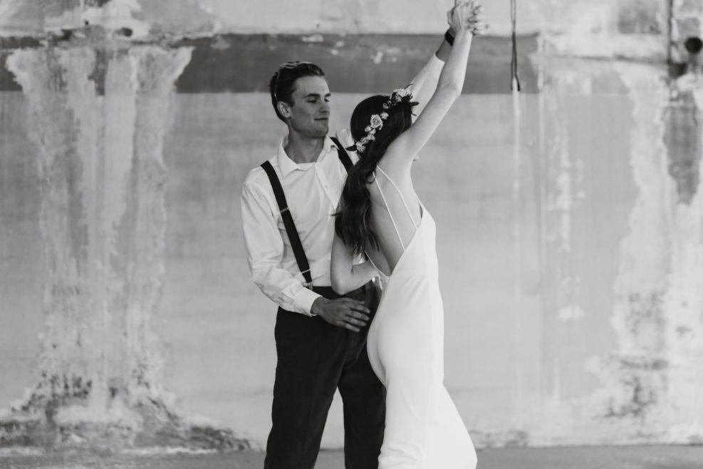 Let's dance- pierwszy taniec