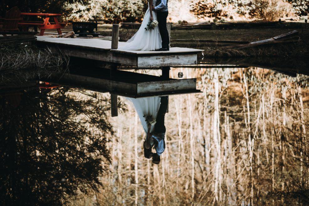 Jesienne śluby są piękne