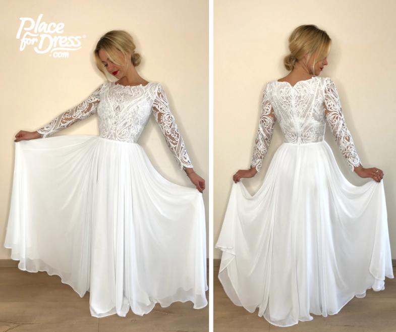 Suknia szyta na miarę Twoich marzeń- Place for Dress