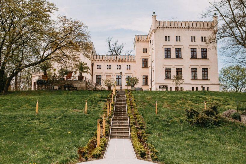 Fotografia Pałacu Śródka w Chrzypsku Wielkim, What a lovely day Wedding Planner Poznań